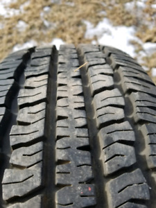 225/70R15 tires -  Set of 2