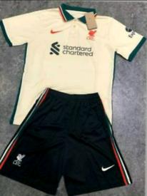 Brand new Liverpool kit