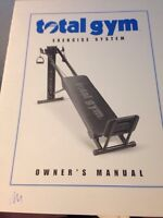 Total Gym Exercise System
