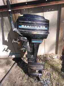 9.8 mercury boat motor