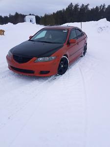 Mazda 6 gfx