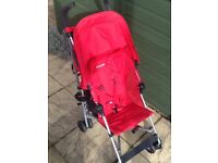 McLaren Globetrotter stroller buggy pushchair