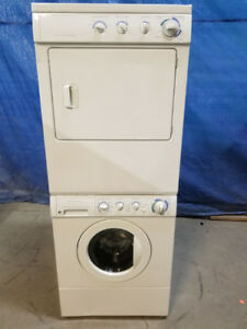 Washer Dryer Stacking Front Load Huge Water Hydro Savers
