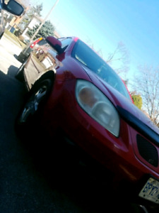 RARE MANUAL 05 PONTIAC SPORT PURSUIT 4DR SEDAN SAFTIED+DELIVERED