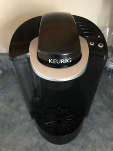 KEURIG K40 ONE CUP COFFEE/HOT DRINK MAKER