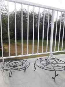 Wrought Iron Plant Stands Prince George British Columbia image 3
