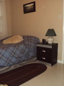 1 Bedroom Avail. Immediately Fully Furnished