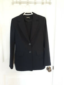 Blue business/work women suit (Jacket and Trouser)