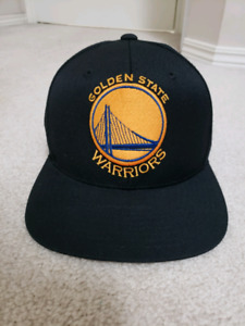 Mitchell & Ness Golden State Warriors Snap Back Hat