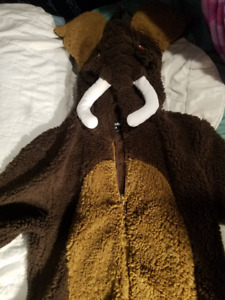 Bluenotes Mammoth Onesie