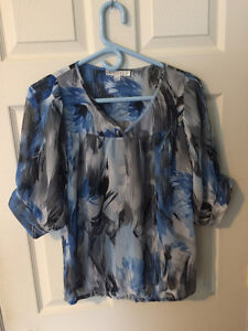Variety of Blouses & Jackets $5 & Up