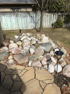 Rocks Suitable For Pond or Landscaping