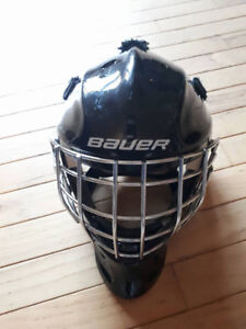 Bauer Goalie Mask - Youth