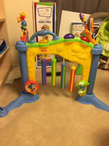 Used Fisher Price Baby Toy