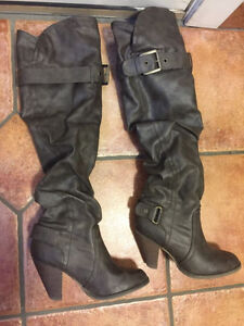 Aldo Over-the-knee boot size 6