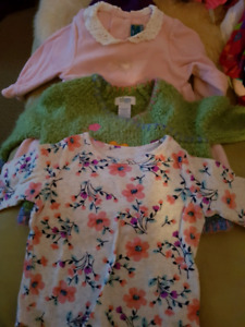 Spring Ahead..next 2 new  0 - 9 mos baby girl clothing