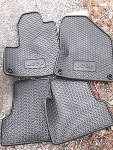 New Jeep Cherokee All Weather Floor Mats