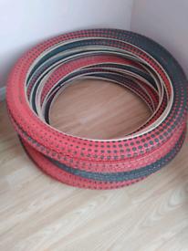 Bikw tyres brand new