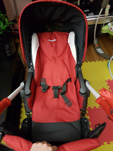 Stroller peg perego pliko mini. And bright starts safari smile .