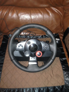PlayStation 3 Driving Force - Racing Wheel ***REDUCED***