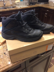 Men's Timberland Boots, lightly worn