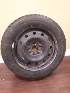 Winter tire  205 60 16. 1 only. Never used