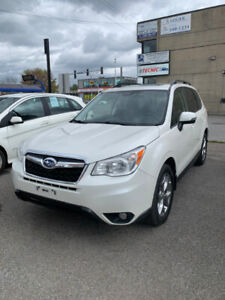 2015 SUBARU FORESTER 2.5I TOURING AWD !!!WOWWW !ONLY 9499$!!!!!