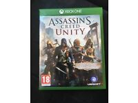 Assasins creed unity special edition xbox one