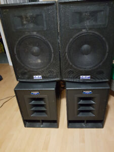 P.A.System for sale