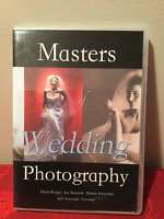 DVD - Masters of  WEDDING Photography - Original DVD- $25