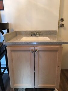 Bathroom vanity (priced to sell)