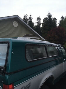 1997 vintage full size Ford canopy.