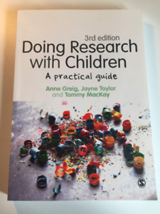Doing Research with Children: Practical guide - Greig, Taylor