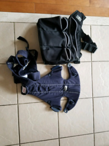 Baby Bjorn Carrier and Baby Bag