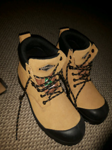 Steel Toe Work Boots Size 10 Mens