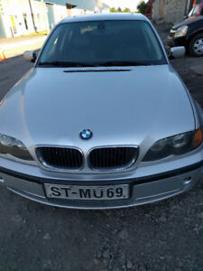 2004 BMW 330 xi automatic
