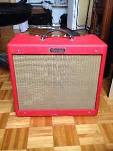 "Fender Blues Junior ""Texas Red"" Special Edition"