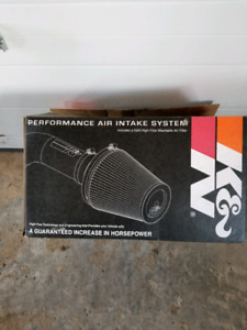 K&N cold air intake like new !