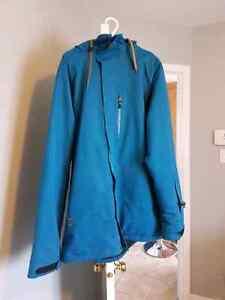 Manteau d'hiver Armada Bleu (ski alpin)