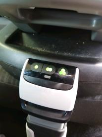 FamilyFix Isofix base (and car seat)