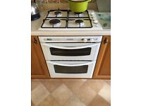 GL716 Stoves Newhome Built-under Single gas oven , with grill and 4burner gas hob.