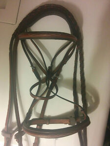 Brand New Leather Bridle