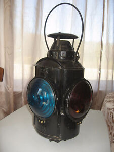 CNR Switch Lantern