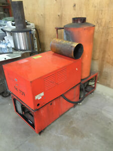 **REDUCED** 2 Industrial Power Washers