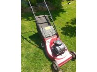 Yard king petrol lawnmower