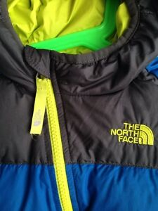Down North Face Snowsuit/ Bunting