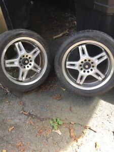 17 inch Universal rims in the Halifax area