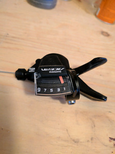 Shimano Acera 9 speed shifter