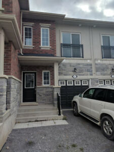 Brand New Open Concept 3 Bedroom Townhouse for Sale in Whitby
