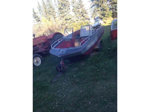 Used 1980 Other tri hull